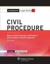 Civil Procedure: Marcus Redish Sherman & Pfander 6e - Casenote Legal Briefs