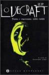 Tutti i racconti: 1931-1936 - H.P. Lovecraft, Giuseppe Lippi, Claudio De Nardi, Gianna Lonza