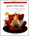 When I Feel Angry - Cornelia Maude Spelman, Nancy Cote