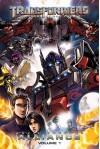 Transformers: Revenge of the Fallen: Alliance, Volume 1 - Chris Mowry, Alex Milne