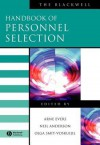 The Blackwell Handbook of Personnel Selection - Arne Evers, Neil Anderson, Olga Smit-Voskuijl