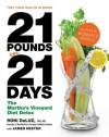 21 Pounds in 21 Days: The Martha's Vineyard Diet Detox - Roni DeLuz