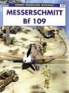 Messerschmitt Bf 109 - Jerry Scutts, Rodrigo Hernandez Cabos, Donald Sommerville, Geoff Coughlin