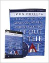 If You Want to Walk on Water, You've Got to Get Out of the Boat Participant's Guide with DVD: A 6-session Journey on Learning to Trust God - John Ortberg, Stephen Sorenson, Amanda Sorenson