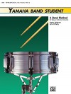 Yamaha Band Student, Bk 2: Percussion---Snare Drum, Bass Drum & Accessories - Sandy Feldstein
