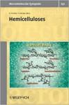 Hemicelluloses - Thomas Heinze, Klaus Fischer