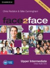 Face2face Upper Intermediate Class Audio CDs (3) - Chris Redston, Gillie Cunningham