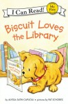 Biscuit Loves the Library: My First I Can Read - Alyssa Satin Capucilli, Pat Schories