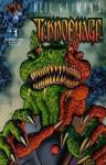 Teknophage #1-10 - Bryan Talbot, Rick Veitch, Neil Gaiman