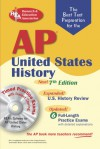 AP United States History w/ Testware: 7th Edition (Test Preps) - J.A. McDuffie, Steven E. Woodworth, G.W. Piggrem, Gregory Feldmeth
