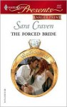 The Forced Bride - Sara Craven