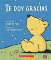 Te doy gracias: (Spanish language edition of Thank You Prayer) - Josephine Page, Caroline Jayne Church