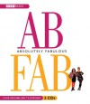 AB FAB Absolutely Fabulous - Jennifer Saunders, Joanna Lumley