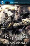 Batman: Arkham Unhinged #23 - Derek Fridolfs, Peter Nguyen