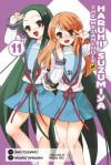 The Melancholy of Haruhi Suzumiya, Vol. 11 - Nagaru Tanigawa, Gaku Tsugano, Noizi Ito