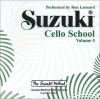 Suzuki Cello School, Vol. 5 - Shinichi Suzuki, Seizo Azuma, Ron Leonard