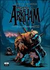 Regreso a Arkham: Relatos de horror al más puro estilo Cazador - Jorge Lucas, Claudio Ramírez