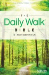 The Daily Walk Bible NIV - Tyndale, Walk Thru the Bible