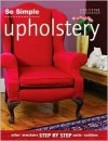 So Simple Upholstery - Creative Homeowner
