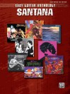 Santana: Easy Guitar Anthology - Carlos Santana, Hemme Luttjeboer