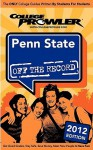 Penn State 2012: Off the Record - James Bunting, Alyssa Fried, Tim Williams