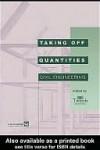 Taking Off Quantities: Civil Engineering - Bryan J.D. Spain