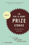 PEN/O.Henry Prize Stories 2011 - Laura Furman