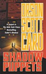 Shadow Puppets (Shadow, #3) - Orson Scott Card