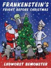 Frankenstein's Fright Before Christmas - Rick Walton, Nathan Hale