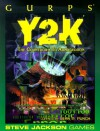 Gurps Y2K: The Countdown to Armageddon - John M. Ford, Kenneth Hite, Scott Haring