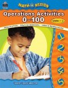 Math in Action: Operations Activities 0-100 - Teacher Created Resources, Lorin Klistoff, Blanca Apodaca