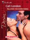 Tallchief: The Homecoming (The Tallchiefs) - Cait London