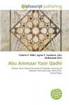 Abu Ammaar Yasir Qadhi - Frederic P. Miller, Agnes F. Vandome, John McBrewster
