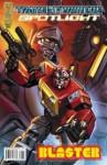Transformers: Spotlight - Blaster - Simon Furman, Emiliano Santalucia