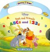 Pooh and Friends ABCs and 123s: First Concepts [With CD] - A.A. Milne, Ernest H. Shepard