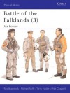 Battle for the Falklands (3): Air Forces - Roy Braybrook