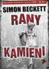 Rany kamieni - Simon Beckett, Radosław Januszewski