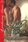 The Duke's Blind Temptation - Paige Cameron