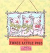 The Three Little Pigs Book and CD - Joanna C. Galdone