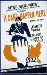 It Can't Happen Here (Annotated Edition) - Sinclair Lewis