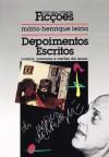 Depoimentos Escritos: Contos, Poemas e Cartas de Amor - Mário-Henrique Leiria
