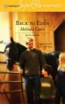 Back to Eden - Melinda Curtis
