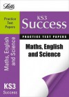 English, Maths and Science - Jackie Clegg