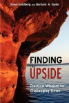 Finding the Upside: Practical Wisdom for Challenging Times - Steve Goldberg, Barbara Taylor