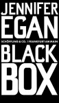 Black Box - Jennifer Egan, Brigitte Walitzek