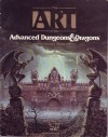 The Art of the Advanced Dungeons & Dragons Fantasy Game - Mary Kirchoff, Stephanie Tabat