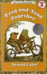Frog and Toad Together Book and Tape (I Can Read Book 2) - Arnold Lobel