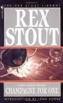 Champagne for One - Rex Stout, Lena Horne