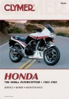 Honda 700-1000 CC Interceptor, 1983-1985 - Ed Scott, Randy Stephens