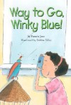 Way to Go, Winky Blue! - Pamela Jane, Boyd Clarke